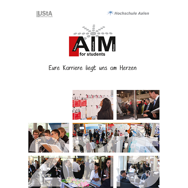 Aalener Industriemesse – AIM for students 2015 (21.10.2015)