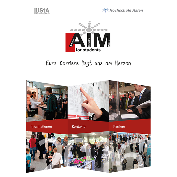 Aalener Industriemesse – AIM for students 2016 (19.10.2016)