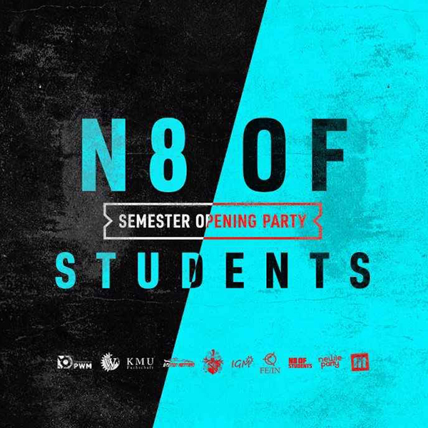 N8 of students – Die Lola – 12.10.2017